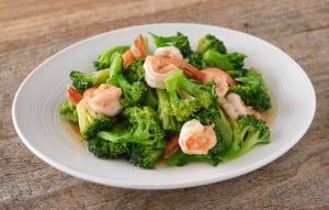 Thai Peanut-Shrimp Bowl Recipe