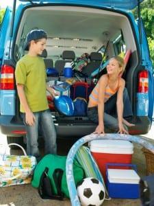 Summer Vacation Checklist