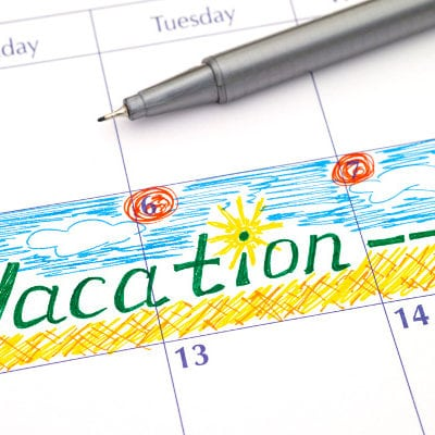 Employee Vacations: Prioritizing Paid Time Off